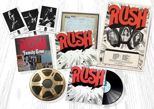 Rush: reedição do álbum de estreia ganha trailer