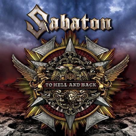 "Capa de "" To Hell and Back"", novo single do Sabaton"