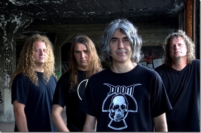Voivod: banda vem ao Brasil pela primeira vez