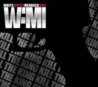 """Capa de """"Kill the King"""", o primeiro disco do WAMI"""