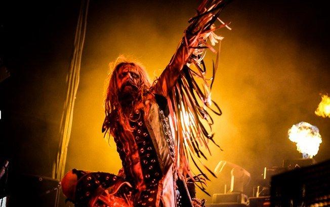 Rob Zombie: músico já trabalha em novo CD solo