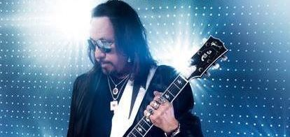 "Ace Frehley: audio samples do novo disco solo, ""Space Invader"""