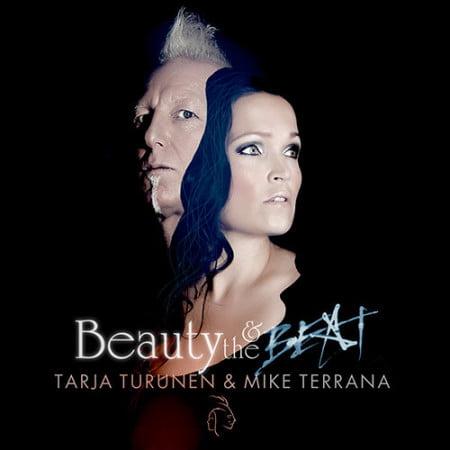 """Capa do álbum """"Beauty & The Beat"""", projeto de Tarja Turunen e Mike Terrana"""