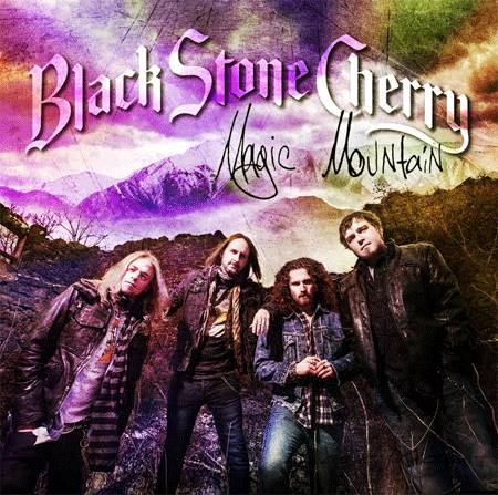 "Capa de ""Magic Mountain"", o novo álbum do Black Stone Cherry"