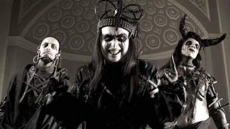Cradle of Filth: banda trabalha em novo material