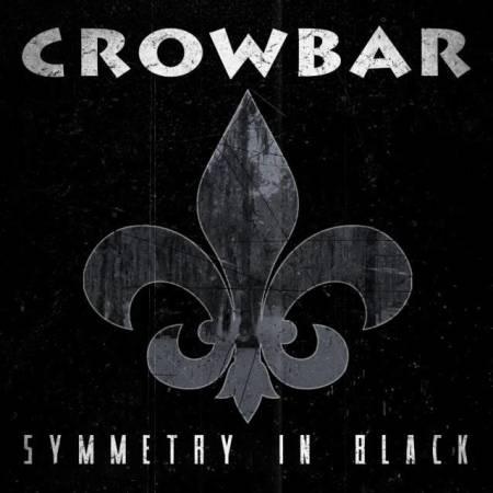 """Capa de """"Symmetry in Black"""", o novo álbum do Crowbar"""