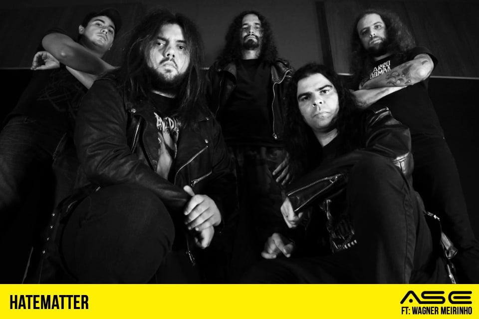 Hatematter: inicia pré-produção do segundo CD