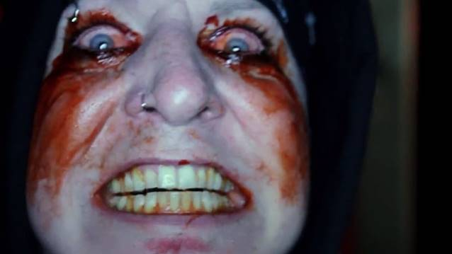 "Hellyeah: lançado o vídeo para a música ""Sangre por Sangre (Blood for Blood)"""