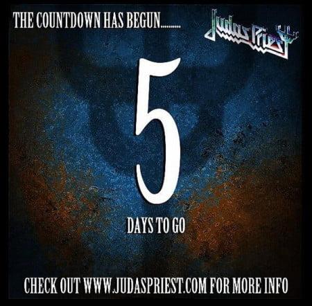 Judas Priest anunciará detalhes sobre o novo disco em breve