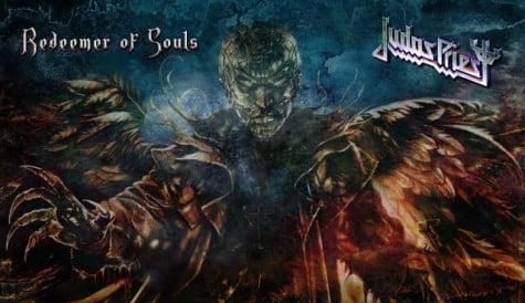 """Capa de """"Redeemer of Souls"""", o novo disco do Judas Priest"""