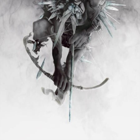 "Capa de ""The Hunting Party"", o novo CD do Linkin Park"