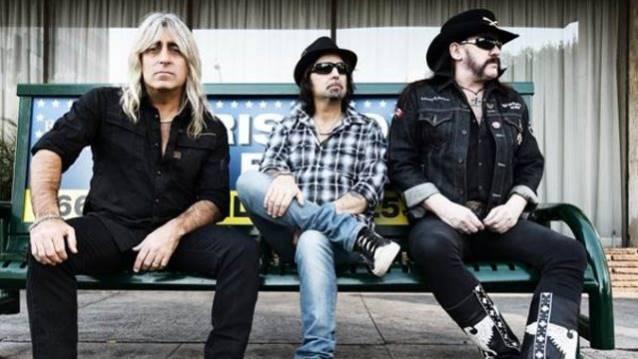 Motörhead: banda lançará edição limitada do álbum mais recente em vinil picture disc