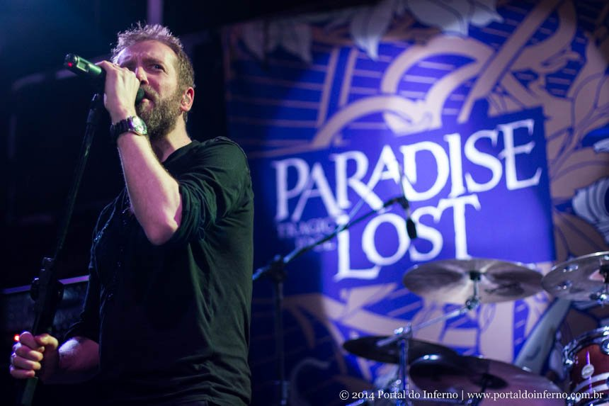 Paradise Lost – Clash Club – São Paulo/SP