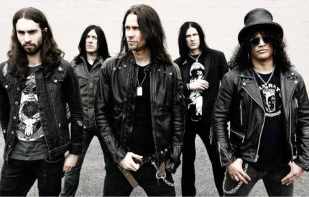 Slash feat. Myles Kennedy & The Conspirators (Foto: divulgação)
