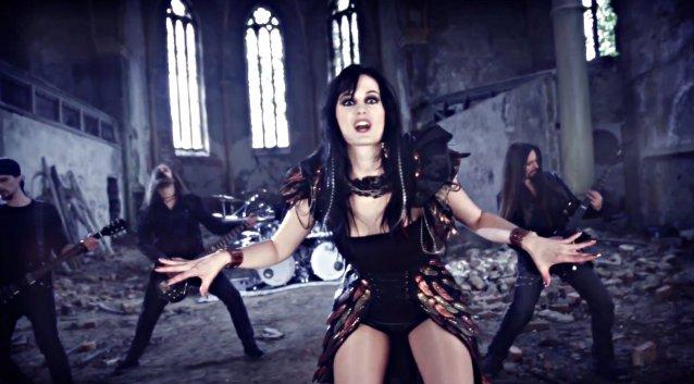 """Xandria: divulgado o clipe para a faixa """"Nightfall"""""""