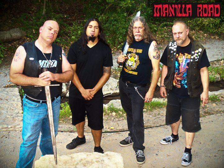 Read more about the article Manilla Road: precursores do epic metal confirmam show em São Paulo