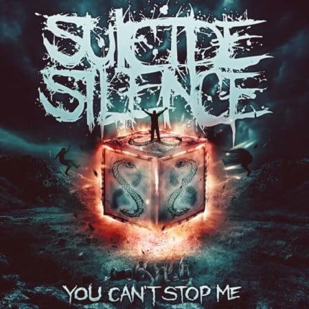 """Capa de """"You Can't Stop Me"""", o novo álbum do Suicide Silence"""