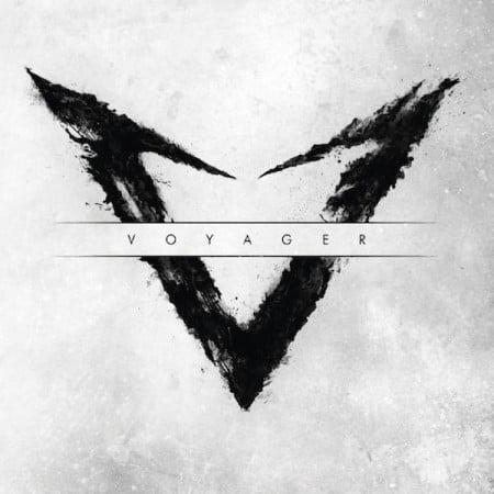 """Capa de """"V"""", o próximo disco do Voyager"""