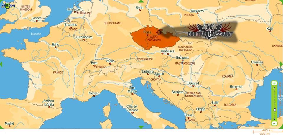 Brutal Assault_mapa
