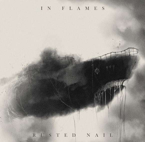 """Read more about the article In Flames: ouça a nova faixa, """"Rusted Nail"""""""