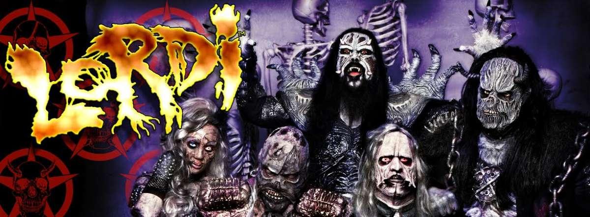 Lordi: banda começa a gravar novo álbum