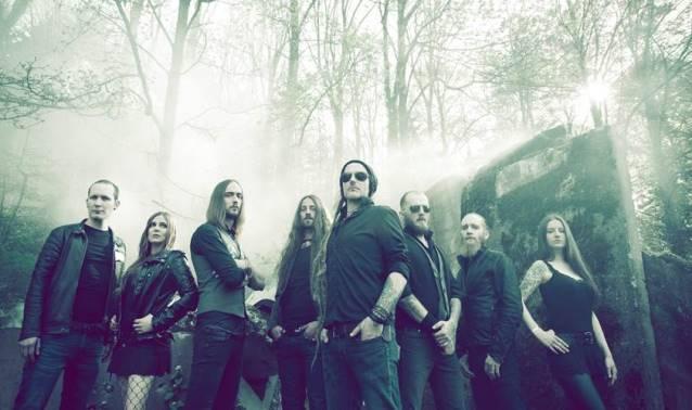"Eluveitie: lyric video para a música ""The Silver Sister"""