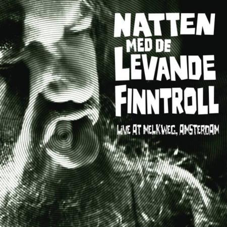 """Capa de """"Natten Med De Levande Finntroll"""", novo ao vivo do Finntroll"""