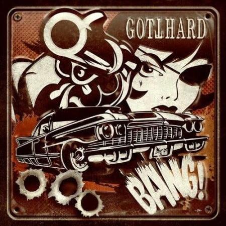 """Capa de """"Bang!"""", o novo álbum do Gotthard"""