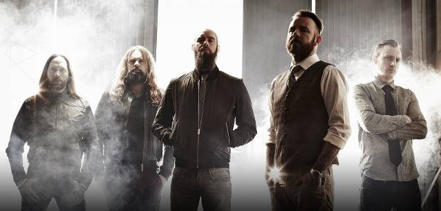 """Read more about the article In Flames: grupo filma clipe para a faixa """"Rusted Nail"""""""