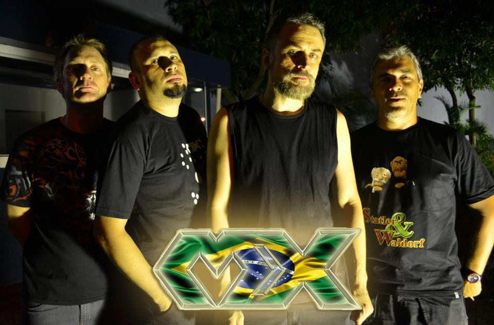 MX: show com os americanos do Whiplash em dezembro