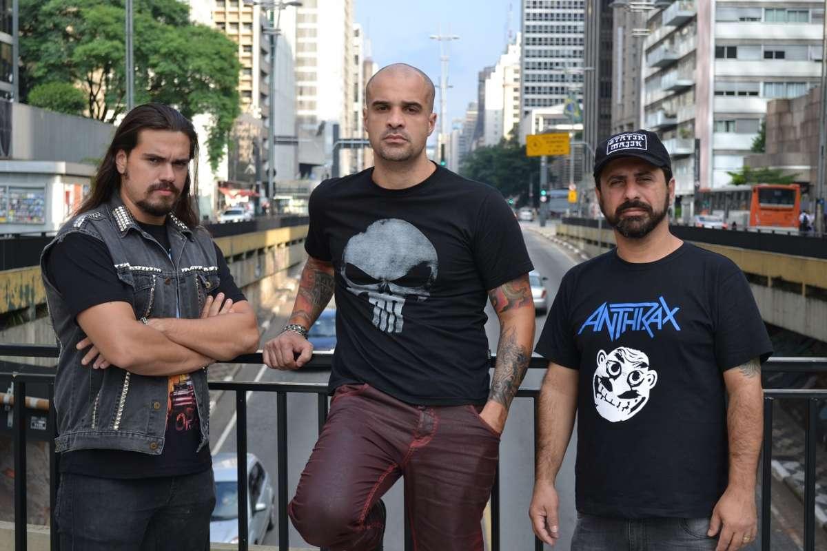 Statik Majik: show no Metal Inc Fest e na disputa dos melhores da Roadie Crew