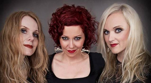 Read more about the article The Sirens: ex-vocalistas do The 3rd and the Mortal, The Gathering e Theatre of Tragedy juntas em turnê