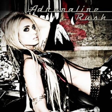 Capa do primeiro disco do Adrenaline Rush