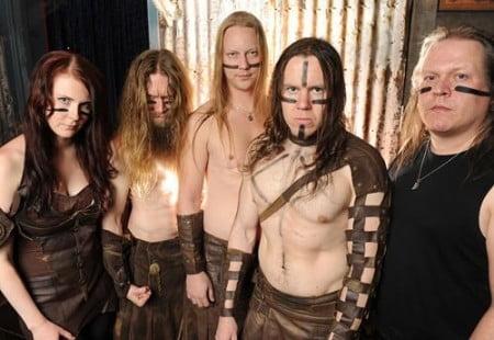 Ensiferum (Foto: divulgação)
