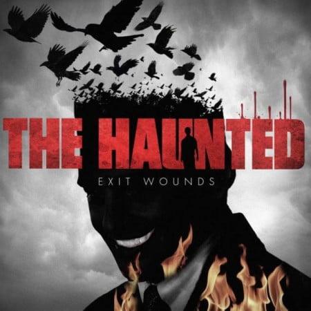 """Capa de """"Exit Wounds"""", o próximo CD do The Haunted"""