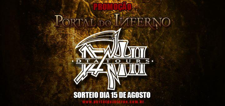 PROMOÇÃO: concorra a ingressos para o show do DEATH em São Paulo(encerrada)