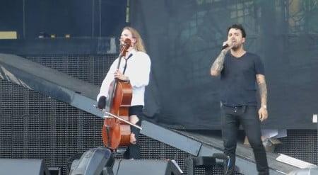 Read more about the article Apocalyptica: vídeo da banda com novo vocalista em show no Canadá