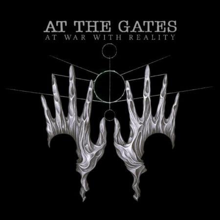 "Capa de ""At War with Reality"", novo CD do At the Gates"