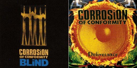 Corrosion of Conformity: banda terá dois álbuns dos anos 1990 relançados em vinil