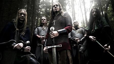 Read more about the article Ensiferum: banda entra em estúdio nas próximas semanas