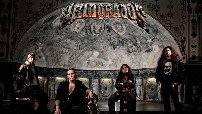 Helldorados: banda lança single digital para download gratuito