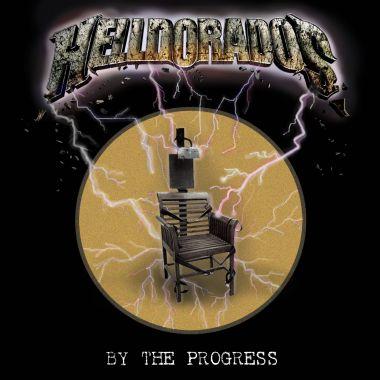 """Capa de """"By the Progress"""", novo single do Helldorados"""