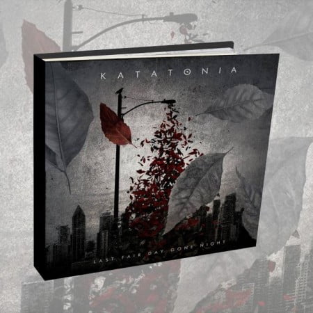 "Capa de ""Last Fair Day Gone Night"", novo CD/DVD duplos do Katatonia"