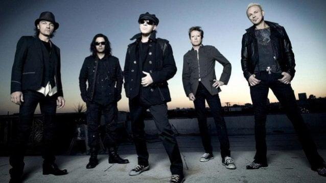 Scorpions se reúnem em estúdio. Novo álbum?