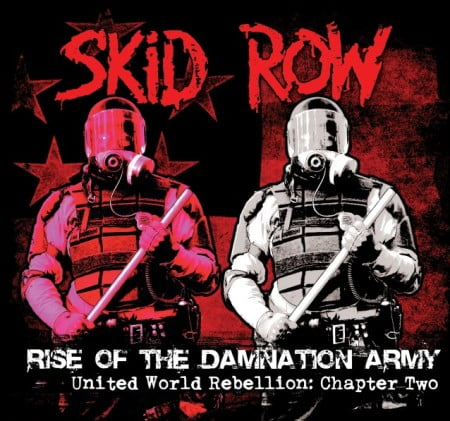 Capa do segundo volume da série de EPs do Skid Row