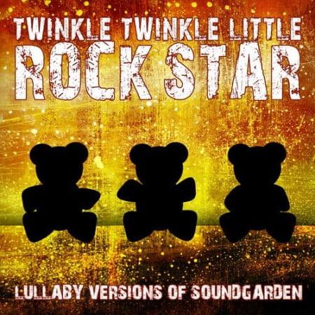 """Capa de """"Lullaby Versions of Soundgarden"""""""