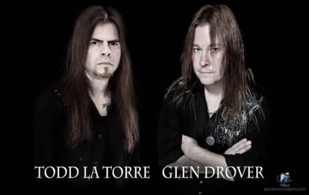 Queensrÿche: atual vocalista lança single digital com ex-guitarrista do Megadeth