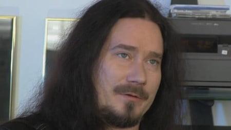 Tuomas Holopainen, tecladista, principal compositor e líder do Nightwish