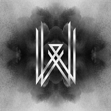 Capa do autointitulado álbum de estreia do Wovenwar