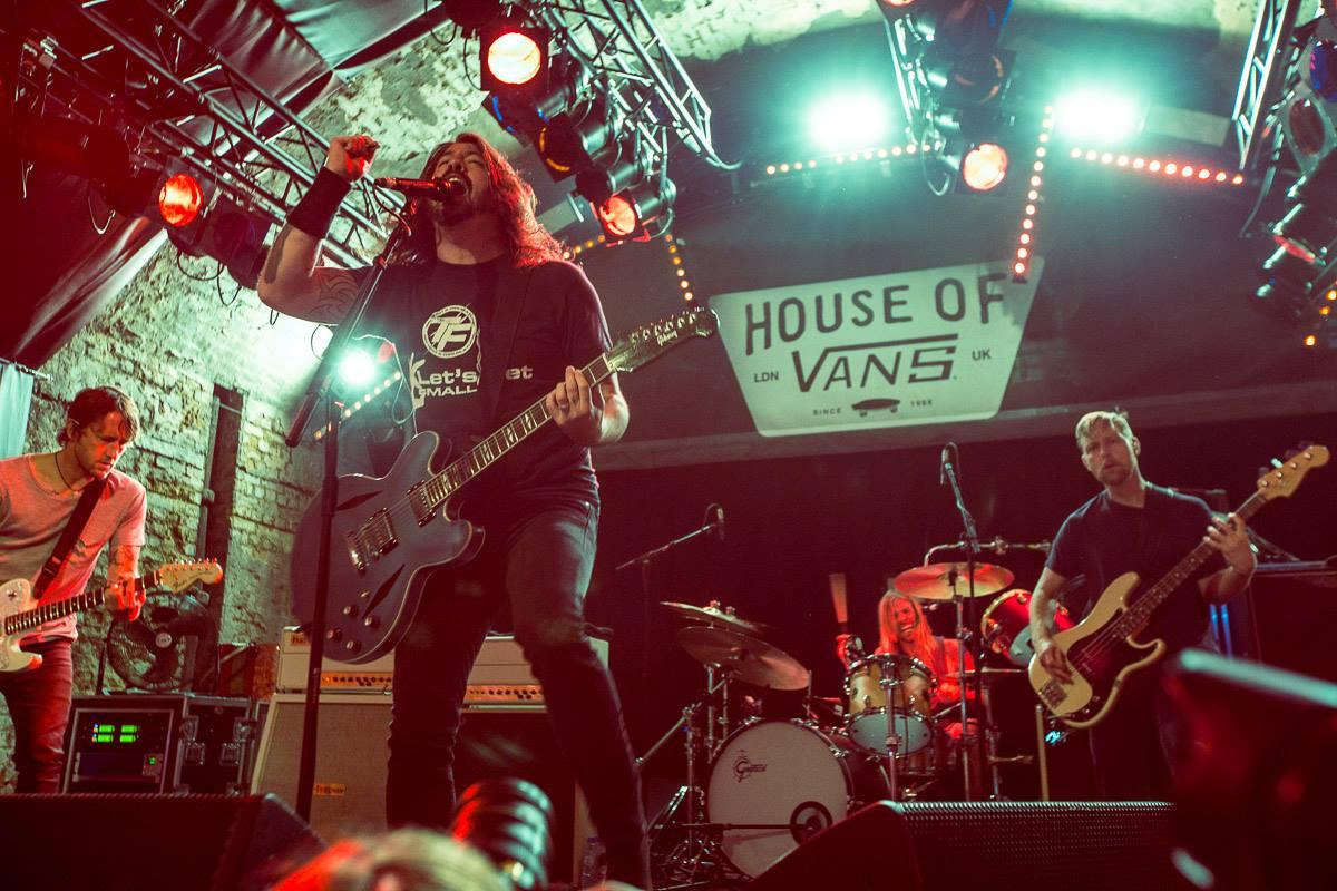 Read more about the article Foo Fighters: informações completas da turnê no Brasil